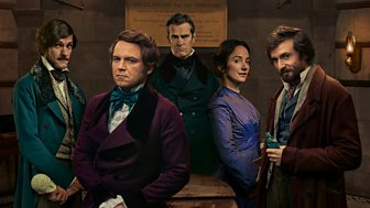 Quacks - Series 1: 1. The Duke's Tracheotomy
