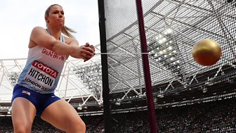 Athletics: World Championships - London 2017: Day 4, Part 1