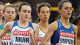Athletics: World Championships - London 2017: Day 4, Part 2