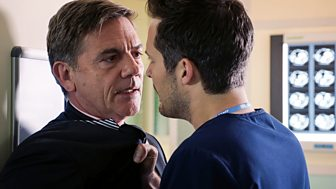 Holby City - Series 19: 45. Calm Before The Storm
