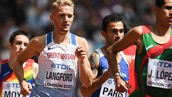 Athletics: World Championships - London 2017: Day 5