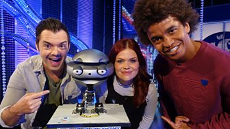 Blue Peter - The Robots Are Coming!