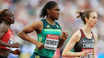 Athletics: World Championships - London 2017: Day 7, Part 1