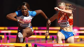 Athletics: World Championships - London 2017: Day 8, Part 1
