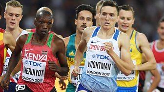 Athletics: World Championships - London 2017: Day 8, Part 2