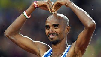 Athletics: World Championships - London 2017: Day 9, Part 3