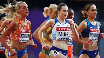 Athletics: World Championships - London 2017: Day 10, Part 2