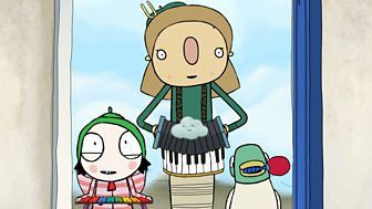 Sarah & Duck - Series 3: 30. Cloud Jam