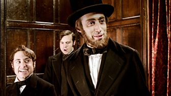 Horrible Histories - Series 7: 7. Preposterous Us Presidents
