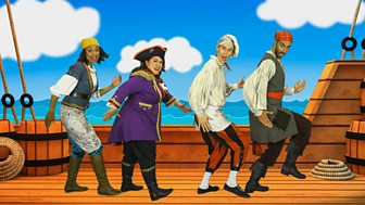 Swashbuckle - Swashbuckle Songs: 2. Let's Jump (walk The Plank)