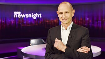 Newsnight - 30/08/2017