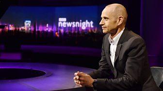 Newsnight - 01/09/2017