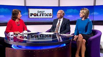Daily Politics - 05/09/2017