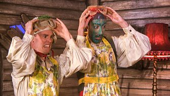 Swashbuckle - Series 5: 3. Seaweed Super Soup