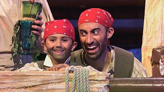 Swashbuckle - Series 5: 4. Mini Cook And Line