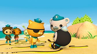 Octonauts - Series 4: 17. Octonauts And The Yellow Belly Sea Snakes