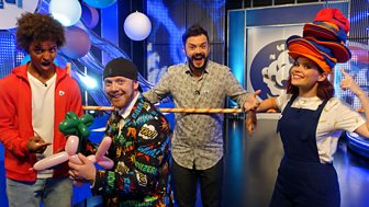 Blue Peter - World Record Special!