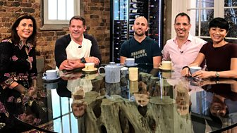 Saturday Kitchen - 09/09/2017