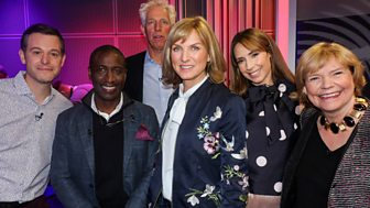 The One Show - 11/09/2017