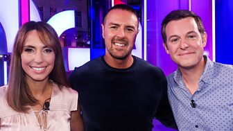 The One Show - 12/09/2017