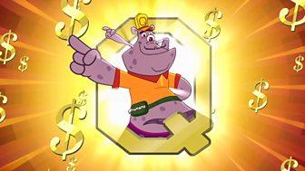 Danger Mouse - Series 2: 15. Gold Flinger
