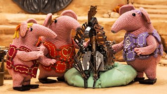 Clangers - Series 2: 7. The Disappearing Nest