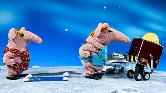 Clangers - Series 2: 9. The Block