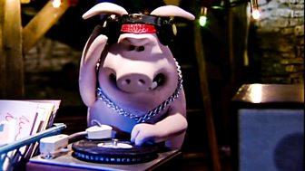 Shaun The Sheep - Series 1 - Saturday Night Shaun