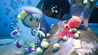 Go Jetters - Series 2: 5. Go Jet Academy: Artificial Reef