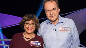 Pointless Celebrities - Series 10: 27. Writers