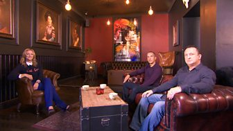 Motd: The Premier League Show - Dion Dublin Meets Darren Fletcher
