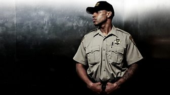 The Insider: Reggie Yates - Series 2: 3. Us Jail Guard