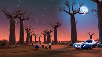 Go Jetters - Series 2: 7. Avenue Of The Baobabs, Madagascar