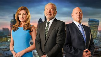 The Apprentice - Series 13: 1. Burgers
