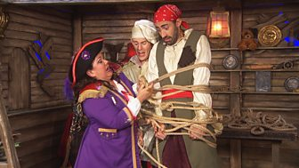 Swashbuckle - Series 5: 9. Knotty Pirates
