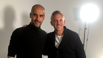 Motd: The Premier League Show - Gary Lineker Meets Pep Guardiola
