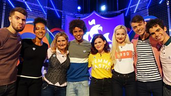 Blue Peter - The Descendants And Cressida Cowell!