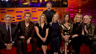 The Graham Norton Show - Series 22: Episode 1