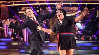 Strictly Come Dancing - Series 15: Week 2