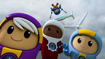 Go Jetters - Series 2: 15. Go Jet Academy: Wind Power