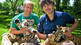 Russia With Simon Reeve - Series 1: Episode 3