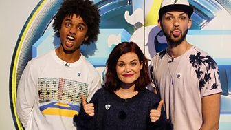 Blue Peter - Ali-a Takeover
