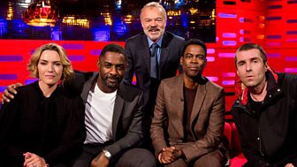 The Graham Norton Show - Series 22: Episode 2