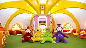 Teletubbies - Series 2: 39. Running Around In Circles