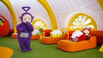 Teletubbies - Series 2: 40. Lights Out