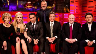 The Graham Norton Show - Series 22: Episode 3