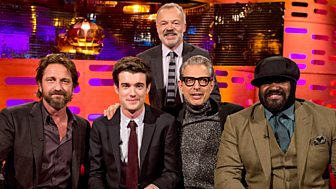 The Graham Norton Show - Series 22: Episode 4