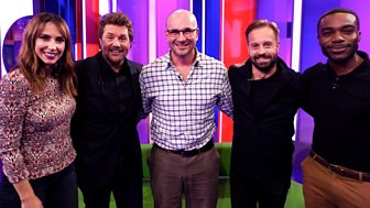 The One Show - 24/10/2017