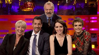 The Graham Norton Show - Series 22: Episode 5