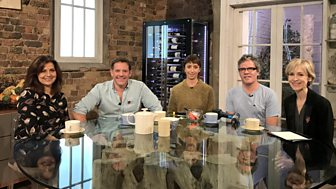 Saturday Kitchen - 28/10/2017